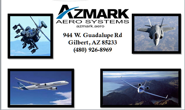 Imaginetics LLC acquires Azmark Aerosystems LLC